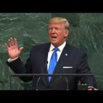 President Trump Gives an Address to the 72nd Session of the United Nations General Assembly