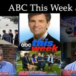 ABC This Week With George Stephanopoulos 9/3/2017 Full Show