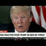 AWAITING REACTION FROM TRUMP ON NEW MK THREAT
