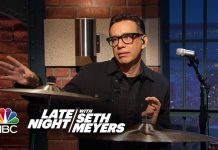 Fred Armisen's Nickname Was Rocket Man Before Kim Jong-un