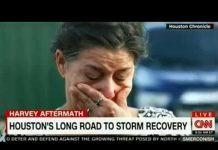 HOUSTON'S LONG ROAD TO STORM RECOVERY ON CNN