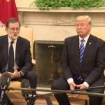 President Trump Meets with President Rajoy