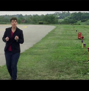 """McGrath Ties Barr to Trump In New Ad - """"Runway"""" — Amy McGrath for Congress (KY-6)"""