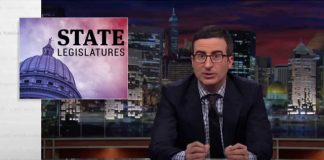 State Legislatures and ALEC: Last Week Tonight with John Oliver (HBO)
