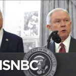 Donald Trump Reportedly Called Jeff Sessions An 'Idiot' & Told Him To Resign | The 11th Hour | MSNBC