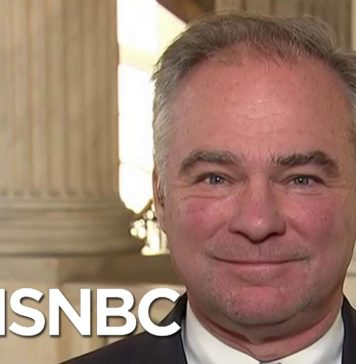 Tim Kaine: Medicare X Could Be Available By 2020 | MTP Daily | MSNBC
