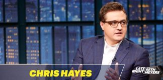 Chris Hayes' Theory About What Motivates Donald Trump
