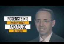 Rod Rosenstein: Do your Job or Resign! | Tea Party Patriots Action (R) TV Ad
