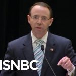 Rod Rosenstein Makes A Stand Against Donald Trump's Interlopers In Congress | Rachel Maddow | MSNBC