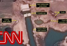 Satellite images show North Korea upgrading nuclear facility