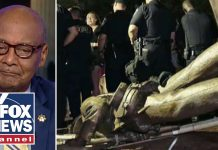 Civil rights vet: 'Anarchists' toppled Confederate statue