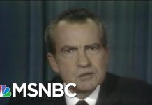 It's Been 44 Years Since Richard Nixon Resigned In Disgrace | Morning Joe | MSNBC