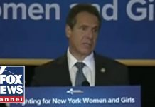 NY Governor Cuomo: America was 'never that great'