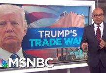 The Fate Of The U.S. Economy At Stake Because Of Donald Trump's Trade War   Velshi & Ruhle   MSNBC