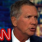 John Kasich calls Trump the 'commander of the chaos'
