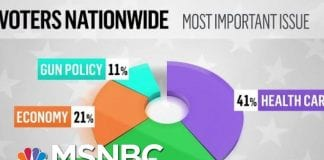 Exit Poll: Health Care Replaces Economy As Most Important Issue For Voters | MSNBC