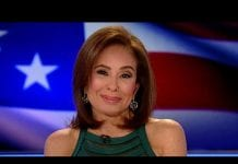 Judge Jeanine: Hillary does the Clinton two-step