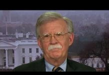 John Bolton says the Chinese have done enormous damage to the US by stealing intellectual property