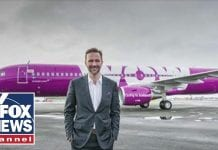 Budget airline 'WOW' shuts down and cancels all flights