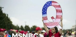 Book That Pushes Conspiracy Qanon Climbs To Top 20 On Amazon Bestsellers. How? | MSNBC