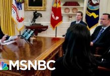 Trump Reportedly Complained To Twitter CEO Dorsey About Losing Followers   The 11th Hour   MSNBC