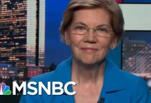 Senator Elizabeth Warren First 2020 Candidate To Call For Impeachment | Rachel Maddow | MSNBC