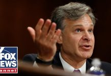 Live: FBI Director Christopher Wray testifies on 2020 budget requests