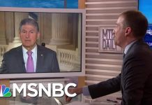 Full Joe Manchin: Joe Biden Is 'Going To Be Formidable' In 2020 | MTP Daily | MSNBC