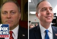 Scalise calls on Schiff to release 'evidence' he claims to have