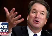 Time 100 recognizes both Kavanaugh and Blasey Ford