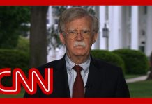 Bolton on Russia: US made it clear behavior is unacceptable