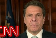 Governor Cuomo: Trump is afraid of the NRA