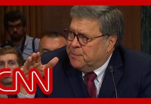 William Barr calls Mueller's letter about summary 'snitty'