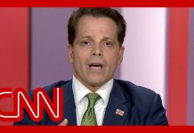 Anthony Scaramucci has a message for Trump
