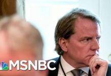 Don McGahn Next Target For House Democrats | Morning Joe | MSNBC