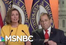 Full Pelosi, Nadler, Schiff And Cummings Press Conference Post-Mueller Testimony   MTP Daily   MSNBC