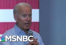 Biden Rolls Out Criminal Justice Reform Plan Ahead Of Second Debates | MTP Daily | MSNBC