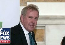 UK ambassador to US resigns after being blasted by Trump