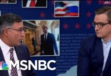 Hayes: Why Mueller's Tenor Differed Between Morning And Afternoon Sessions | MSNBC