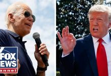 'The Five' reacts to Trump calling out Biden's big gaffe
