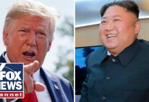 Trump touts 'beautiful' letter from Kim Jong Un