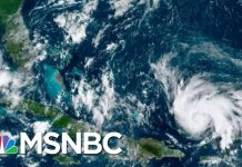 Hurricane Dorian Upgraded To Category 2, Could Hit Florida As Category 4 | The 11th Hour | MSNBC