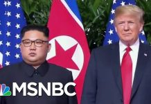 Rpt: North Korea Appears To Be Building New Ballistic Missile Submarine | The Last Word | MSNBC