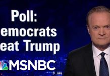 Top Dems Beat President Donald Trump Handily In New Head-To-Head Polls | The Last Word | MSNBC