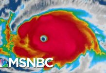 Where Is Hurricane Dorian Going And Where Will It Make Landfall? | The 11th Hour | MSNBC