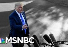 Trump Declassifies Iran Pic Via Tweet As Hurricane Dorian Grows Stronger | The 11th Hour | MSNBC