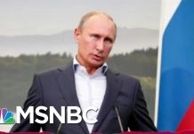 Latest Trump Putin Appeasement: Growing Hostility Toward Ukraine | Rachel Maddow | MSNBC