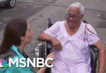 Puerto Rico Resident 'Very Worried' As Island Braces For Tropical Storm Dorian | MSNBC