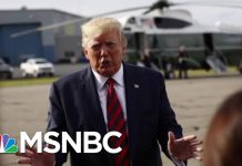 Trump Denies Report He'd Pardon Aides Over Wall | Morning Joe | MSNBC