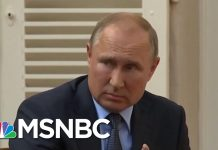 What Is Vladimir Putin Up To Now? | The Last Word | MSNBC